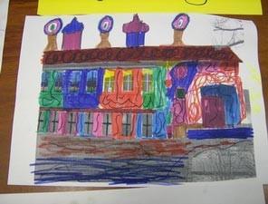 Bekannte künstler  Grundschule Oberdieten - Kinder entdecken bekannte Künstler